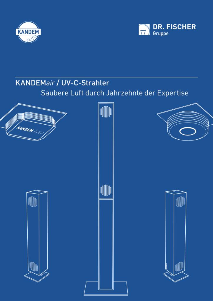 Broschüre UV-C Luftreiniger